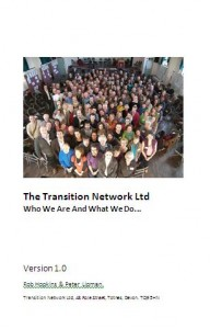 Transition Network Structure Document