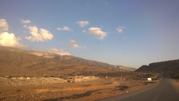 The journey to Jebel Shams