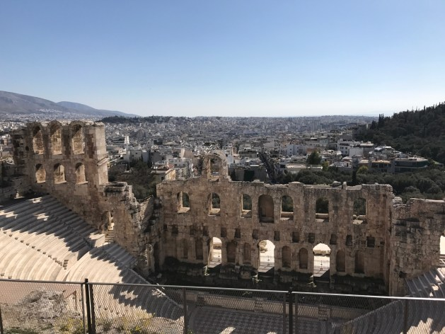 Acropolis and Agora