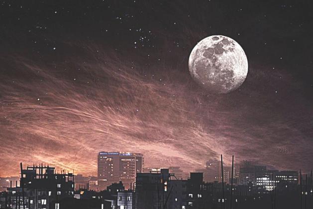 Ten Word Story: Night