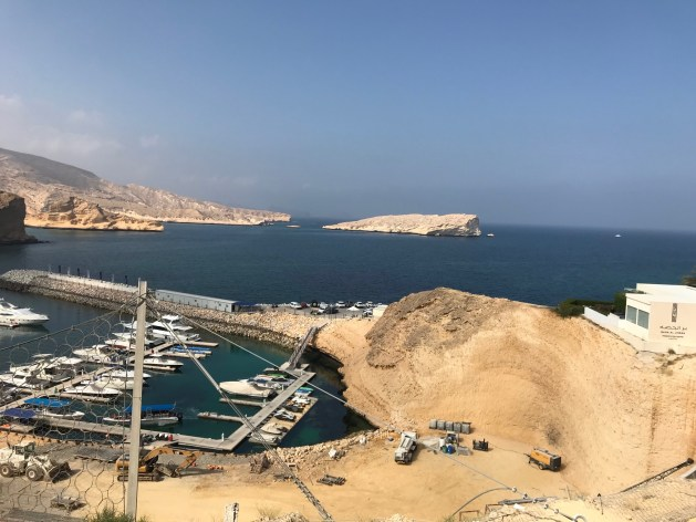 Photography: Blue Skies - Muscat