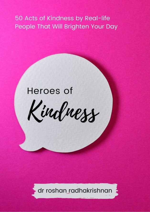 Book Review - Heroes of Kindness
