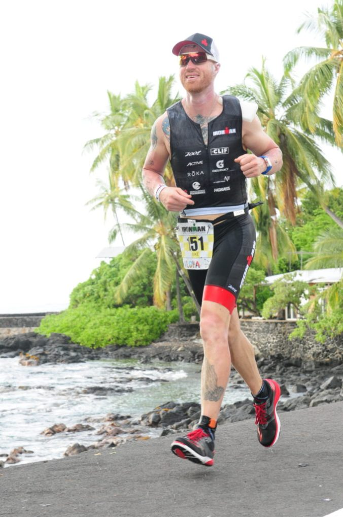 Ironman World Championship Run 1