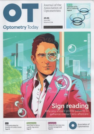 Optometry Today cover