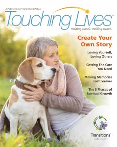 Touching Lives magazine