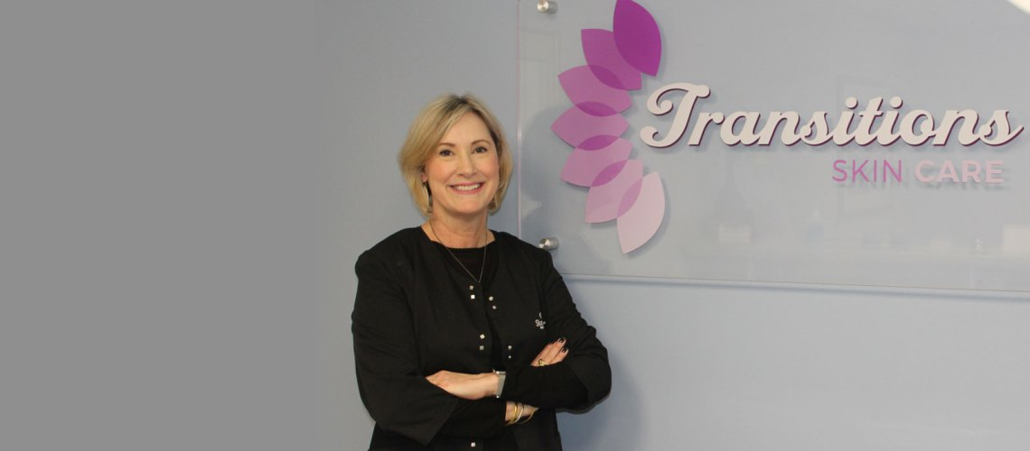 Debra Yates, founder, Transitions Skin Care, Camp Hill PA