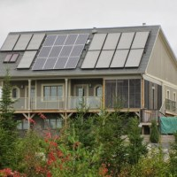 Living off grid in Canada... in winter no less