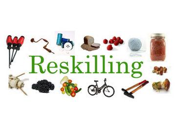 Reskilling image