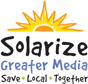 Solarize Greater Media Community Meeting @ Marple Public Library | Broomall | Pennsylvania | United States