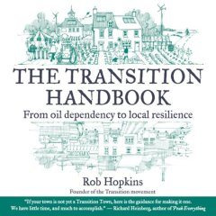 Transition Town Handbook cover.