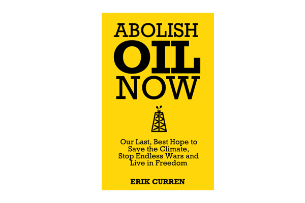 Abolish Oil Now book cover