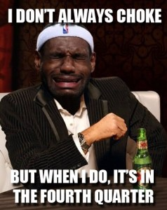 LeBron James meme