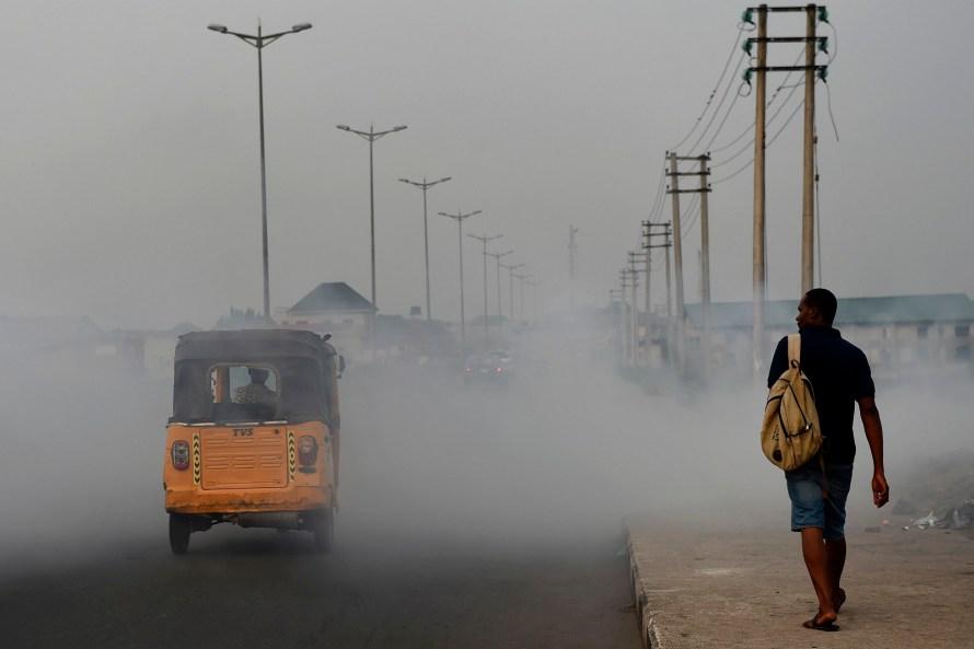 NIGERIA-ENVIRONMENT-POLLUTION-HEALTH