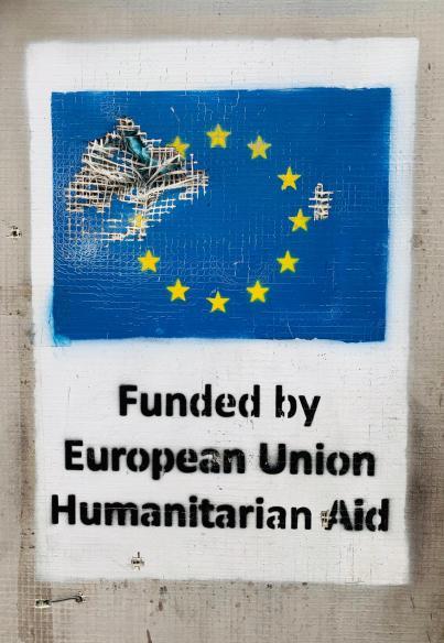 f700ff2e SPONSET AV EUROPA: Europeisk flyktningpolitikk svikter de som venter i Moria-leiren.  Foto