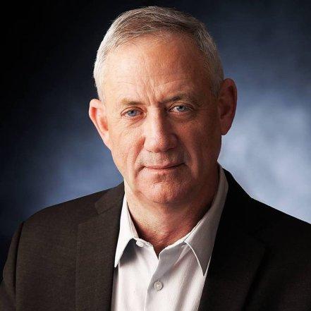 Tidligere øverstkommanderende i den israelske hæren Benny Ganz. Foto: WIkiMedia Commons
