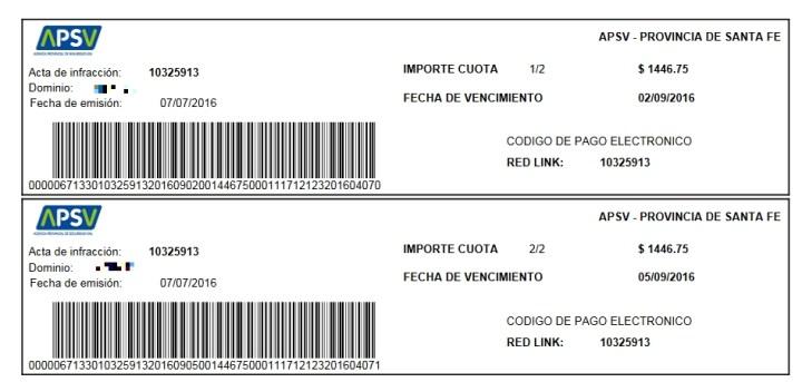 Consultar multas de transito de la provincia de Santa Fe - Juzgado de Faltas Virtual - 3_3