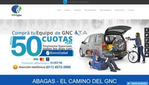 gnc gas equipo gas para auto vehículos obleas descuento beneficio cyber monday