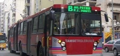 Trole B (Foto: Lucas Frigeiro)