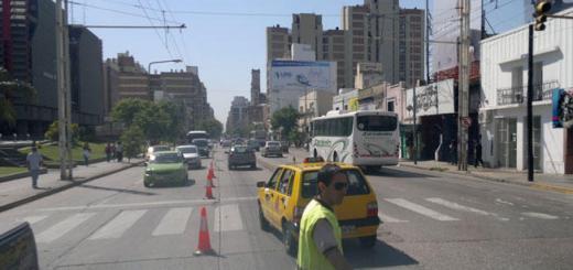 Cambios Av Colón (Foto: LaVoz)
