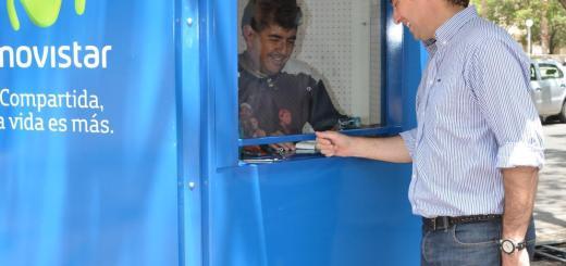 Mestre nueva cabina Red Bus (Foto: Municipalidad de Córdoba)