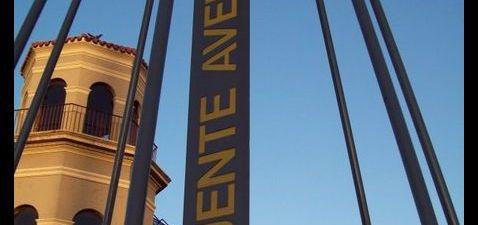 La plazoleta con el nombre del puente ya no está más. (Foto: Gibson)