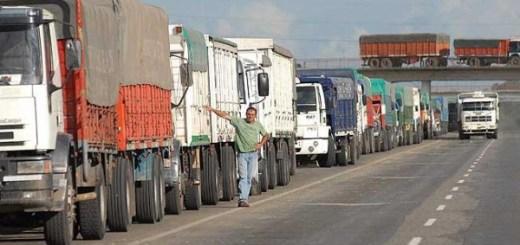Camiones (Foto: Estación Plus)