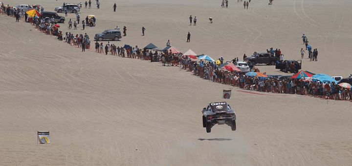 Rally Dakar 2013 (Foto: Dakar.com)