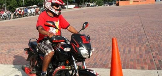 Prueba de moto (Foto: nortedesantander)