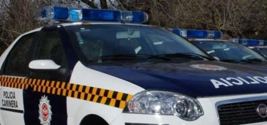 Auto Policía Caminera (Foto: Prensa Gobierno de Córdoba)