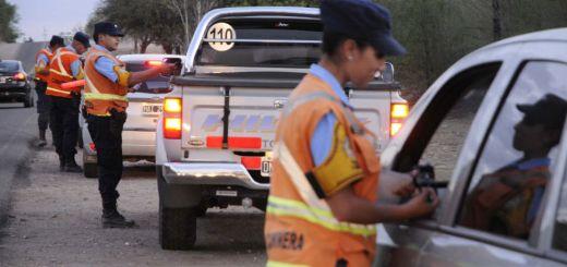 Control Policia Caminera - Dia a Dia