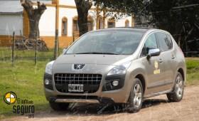 Peugeot 3008, el SUV más seguro del 2013, según CESVI