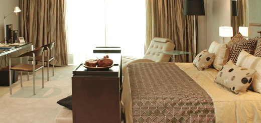 Suite presidencial Orfeo Suites Hotel