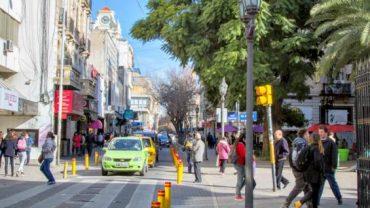 Rivadavia esq 25 de Mayo (Foto: La Voz del Interior)