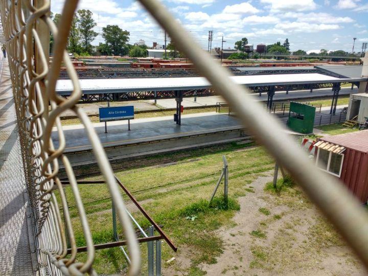 estacion alta cordoba tren de las sierras