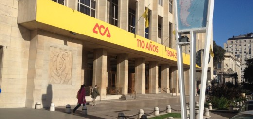 sede institucional del ACA automovil club argentino edificio oficina central