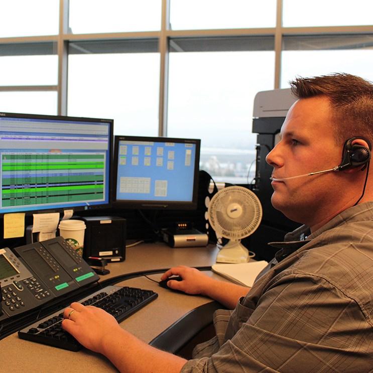 Transit Police Dispatch Operator