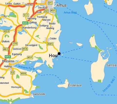 """出典:Egmont Højskolen Homepage, """"Directions"""" https://www.egmont-hs.dk/en/directions"""