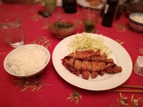 自炊はたくさんしました。安くて美味しいご飯をつくれるのでとても良いと思います。
