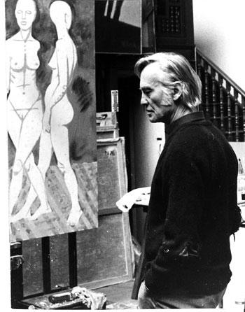 Marek Zulawski in London, 1978.