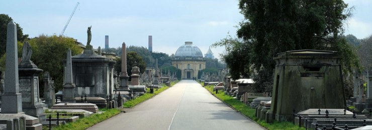Brompton Cemetery by scotbot on Flickr