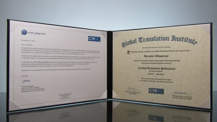 Translator-Certificate