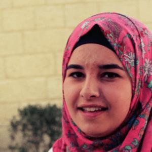Alaa Amro: I have to help