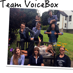 VoiceBox – Spreading the message through video