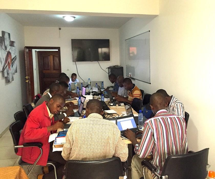 Translators Guinea Language Technology.