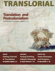 TRANSLATION AND POSTCOLONIALISM - NCTA's Translorial Online