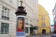 Mozart dans la ville