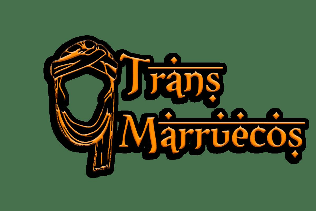 Transmarruecos logotipo con turbante