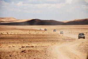 Rutas a Medida, pasando por rutas del Paris-Dakar