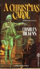 Cover of A Christmas Carol book