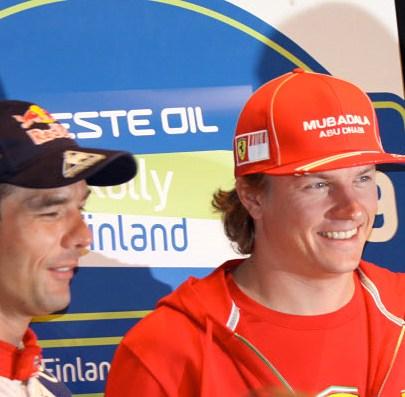 Citroën Racing confirm WRC drive for Kimi Räikkönen in 2010